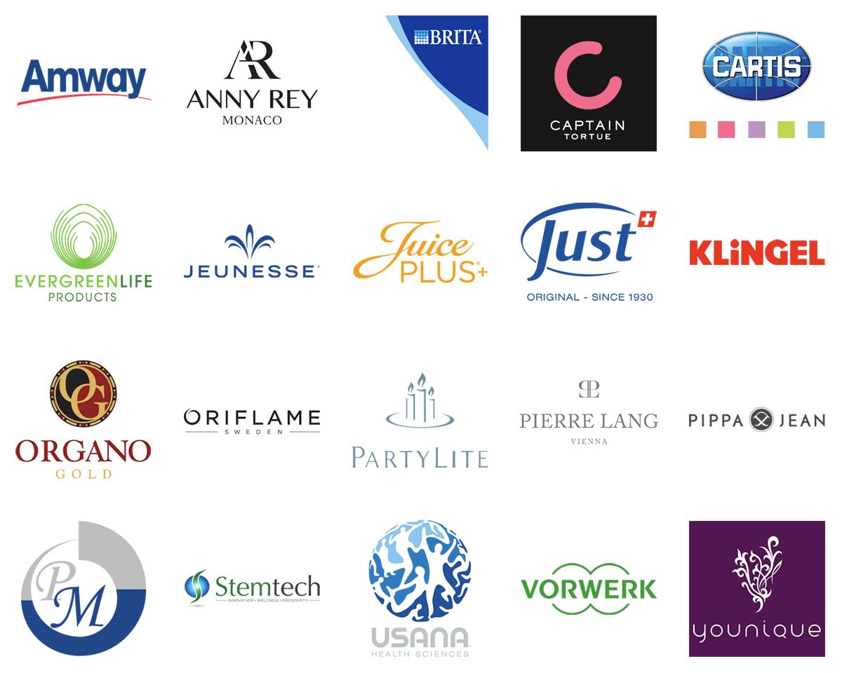 Happy Customer Logos